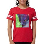 cat.png Womens Football Shirt