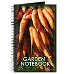 Ode To Carrots: Garden Notebook Journal