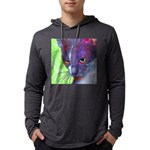 cat.png Mens Hooded Shirt