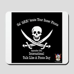 Talk Like A Pirate Mousepad