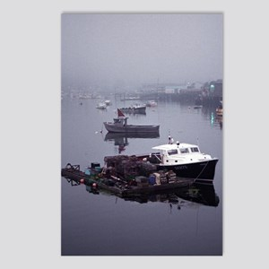 Sleepy Harbor Postcards (Package of 8)