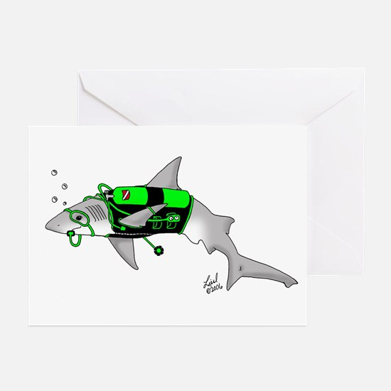 Mano Greeting Cards (Pk of 10)