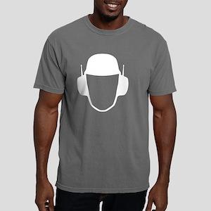 earphones for black... Mens Comfort Colors Shirt