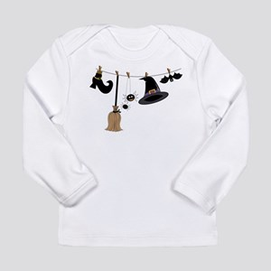 Witch Clothing Long Sleeve Infant T-Shirt