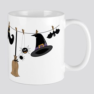 Witch Clothing Mug