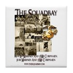 Squadbay Years Tile Coaster