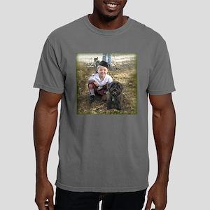 ScottishBoyTrevor Mens Comfort Colors Shirt