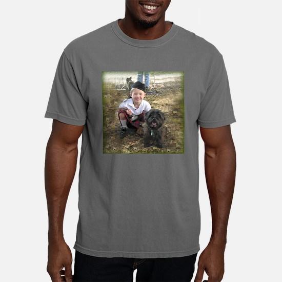 ScottishBoyTrevor.jpg Mens Comfort Colors Shirt