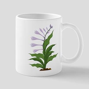 Flowering Hosta Mug