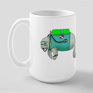 Malulani Large Mug