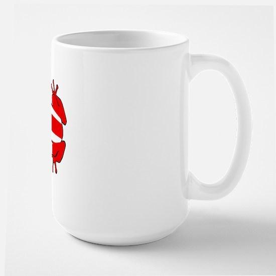 Puerto Rico - PR - Coqui Large Mug