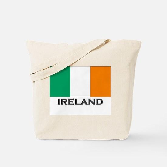 Ireland Flag Stuff Tote Bag