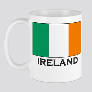 Ireland Flag Stuff Mug
