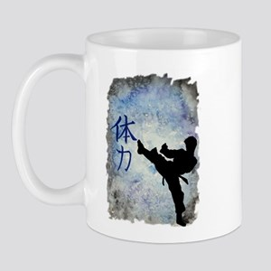 Power Kick Mug