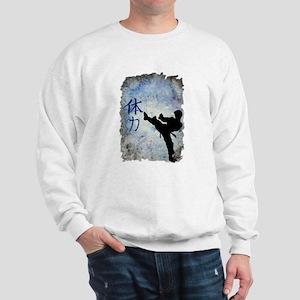Power Kick Sweatshirt