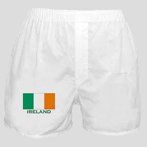 Ireland Flag Merchandise Boxer Shorts