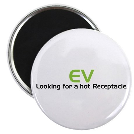 Electric Vehicle Hot Receptacle Magnet