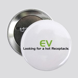 """Electric Vehicle Hot Receptacle 2.25"""" Button"""