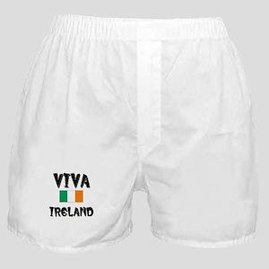 Viva Ireland Boxer Shorts