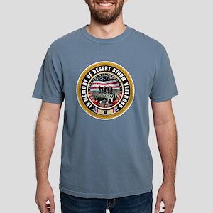 Desert Storm Veterans Mens Comfort Colors Shirt