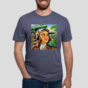 pilot11x11 Mens Tri-blend T-Shirt