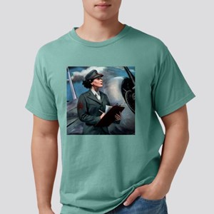 MARINE PILOT11X11 Mens Comfort Colors Shirt