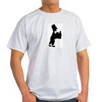Special MOVING MAN Section Ash Grey T-Shirt