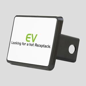Electric Vehicle Hot Receptacle Rectangular Hitch