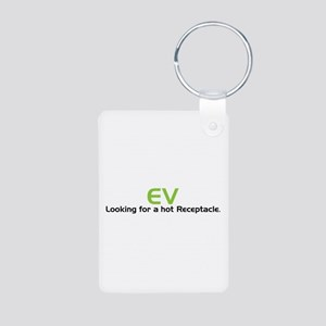 Electric Vehicle Hot Receptacle Aluminum Photo Key