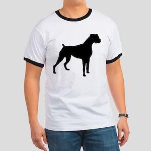 Boxer Dog Ringer T