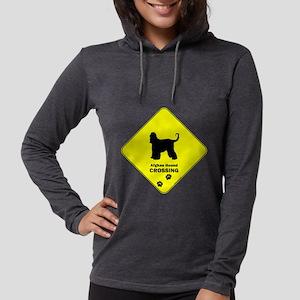crossing-101 Womens Hooded Shirt