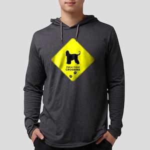 crossing-101 Mens Hooded Shirt