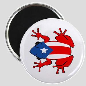 Puerto Rico - PR - Coqui Magnet