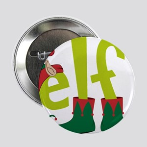 "Elf 2.25"" Button"