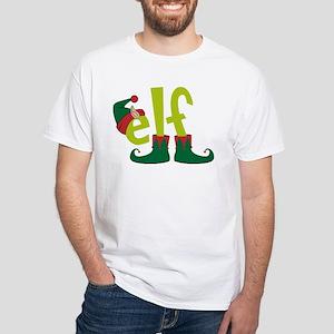 Elf White T-Shirt