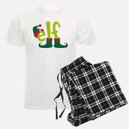 Elf Pajamas