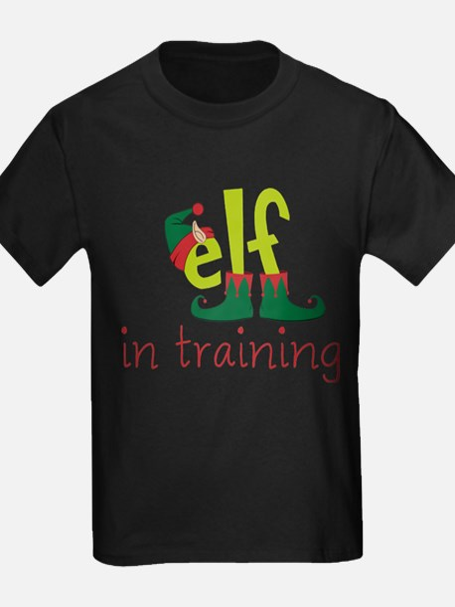 Elf In Training T
