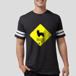 crossing-112 Mens Football Shirt