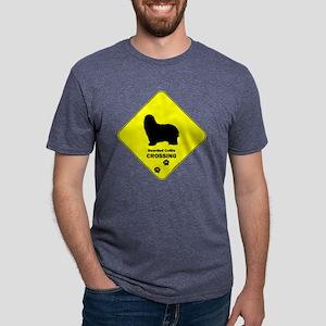 crossing-116 Mens Tri-blend T-Shirt