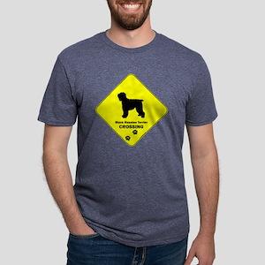 crossing-124 Mens Tri-blend T-Shirt