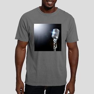 blackmicrohone Mens Comfort Colors Shirt
