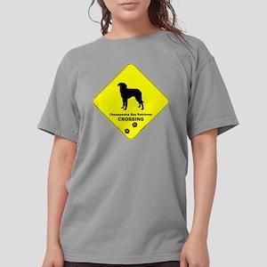 crossing-142 Womens Comfort Colors Shirt