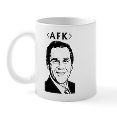 Bush AFK Mug