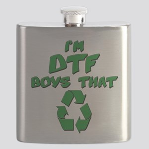 DTF recycle Flask