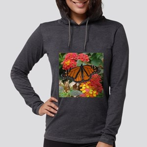 Monarch Womens Hooded Shirt