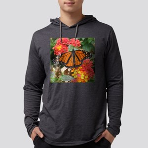 Monarch Mens Hooded Shirt