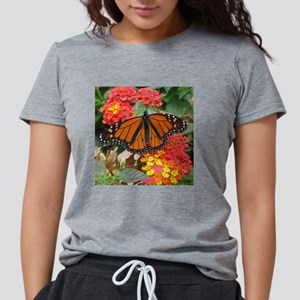 Monarch Womens Tri-blend T-Shirt