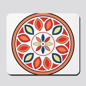 Hex Sign Mousepad