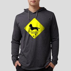 crossing-153 Mens Hooded Shirt