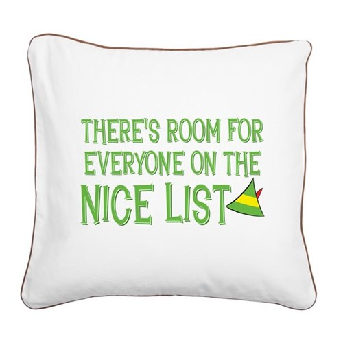There's Room for Everyone on the Nice List Square